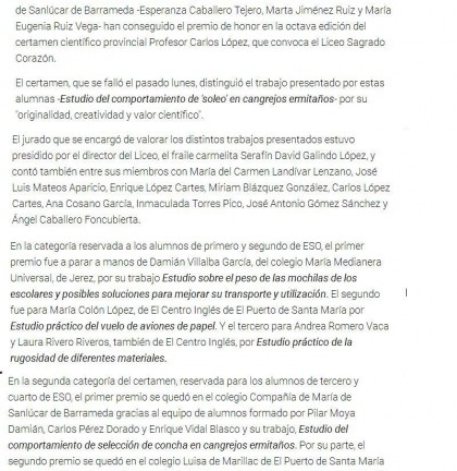 20170603 Científico Carlos López Diario de Cádiz