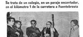 1969.<br />INAUGURACIÓN