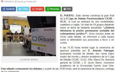 Liga de Debate CICAE