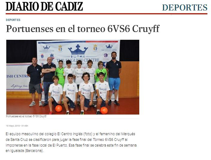 Cruyff Competition