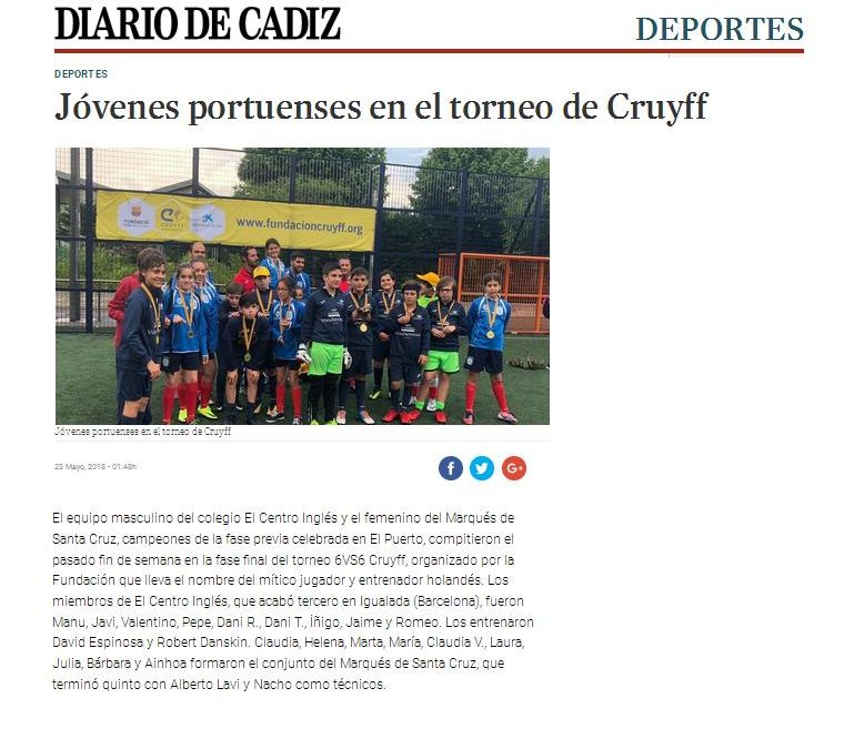 Cruyff Final Competition