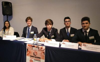 1st Edition of the National Tournament of Economic Debate