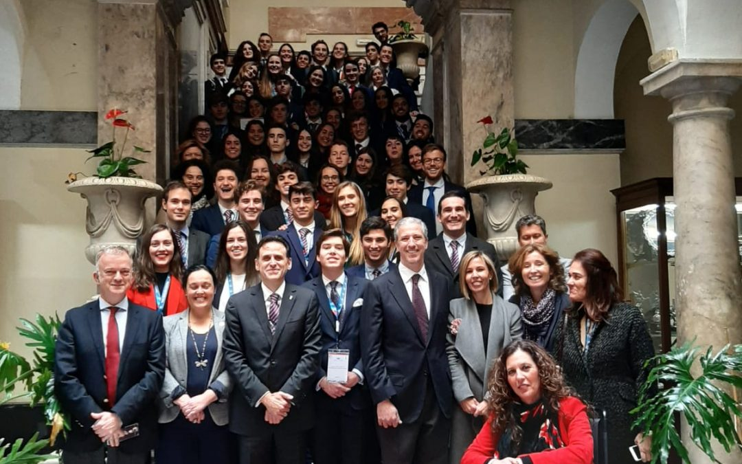 I Sesión Autonómica del Modelo de Parlamento Europeo