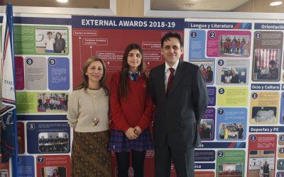 Minerva Muñoz Venegas, has been awarded one of the 200 Amancio Ortega Grants.