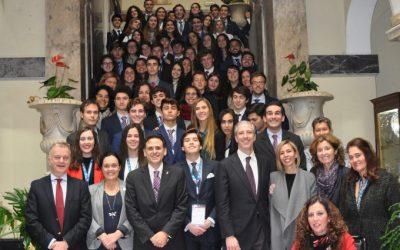 I Autonomic Session of the European Parliament Model
